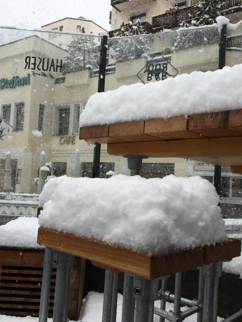 20190908 雪の朝